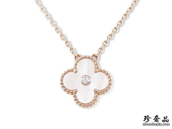 济南梵克雅宝钻石项链回收价值如何
