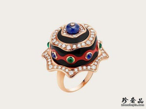 宝格丽镶钻戒指回收价格有多高