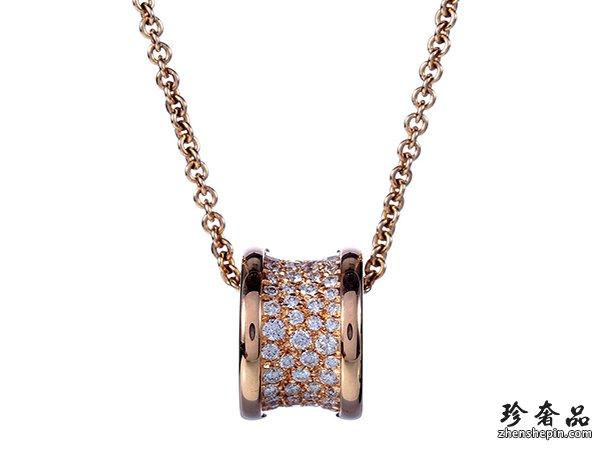 宝格丽钻石项链回收价格如何